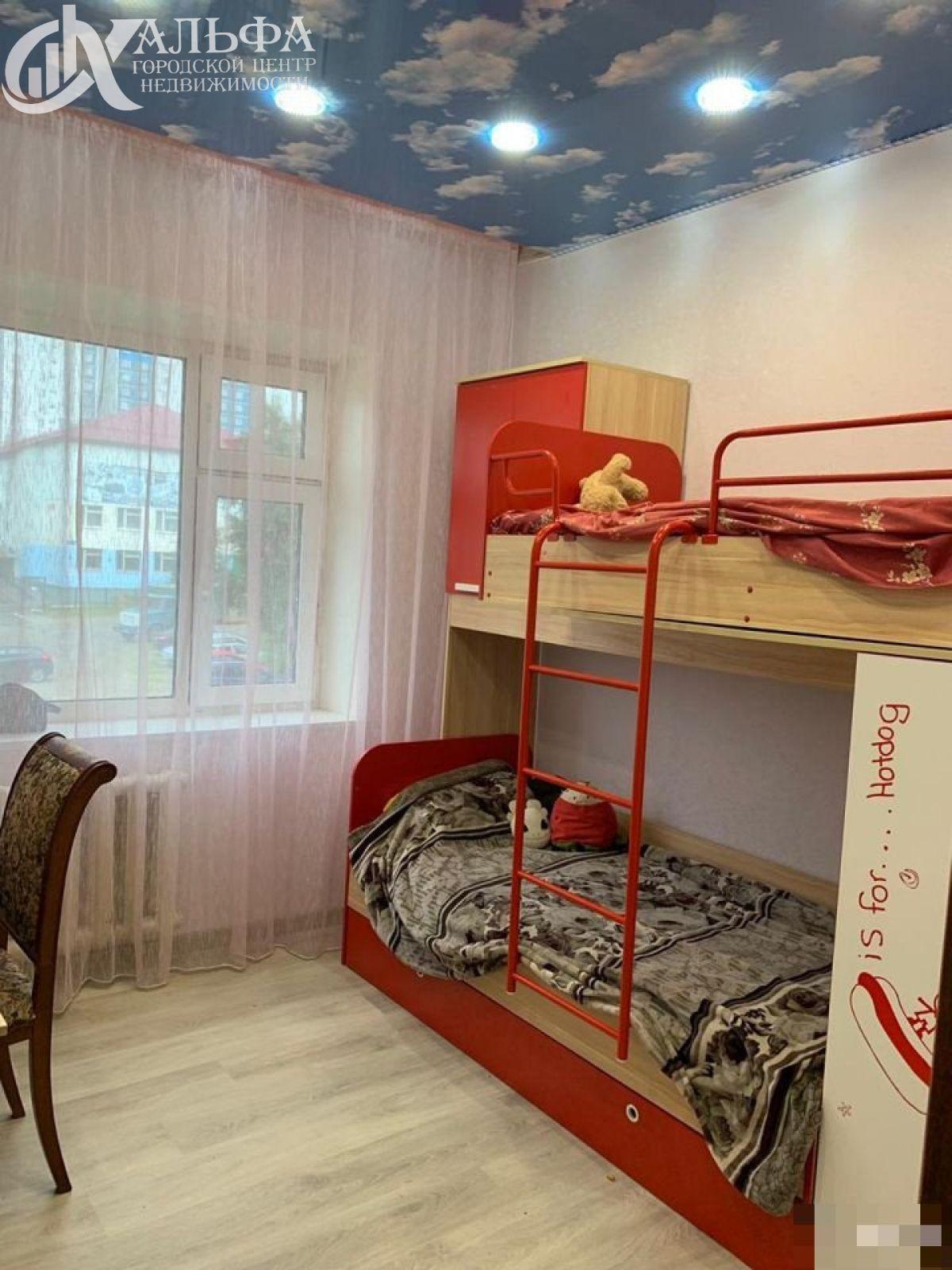 Продам 4-комн. квартиру, Ханты-Мансийский Автономный округ - Югра, Нижневартовск, Северная улица, 62