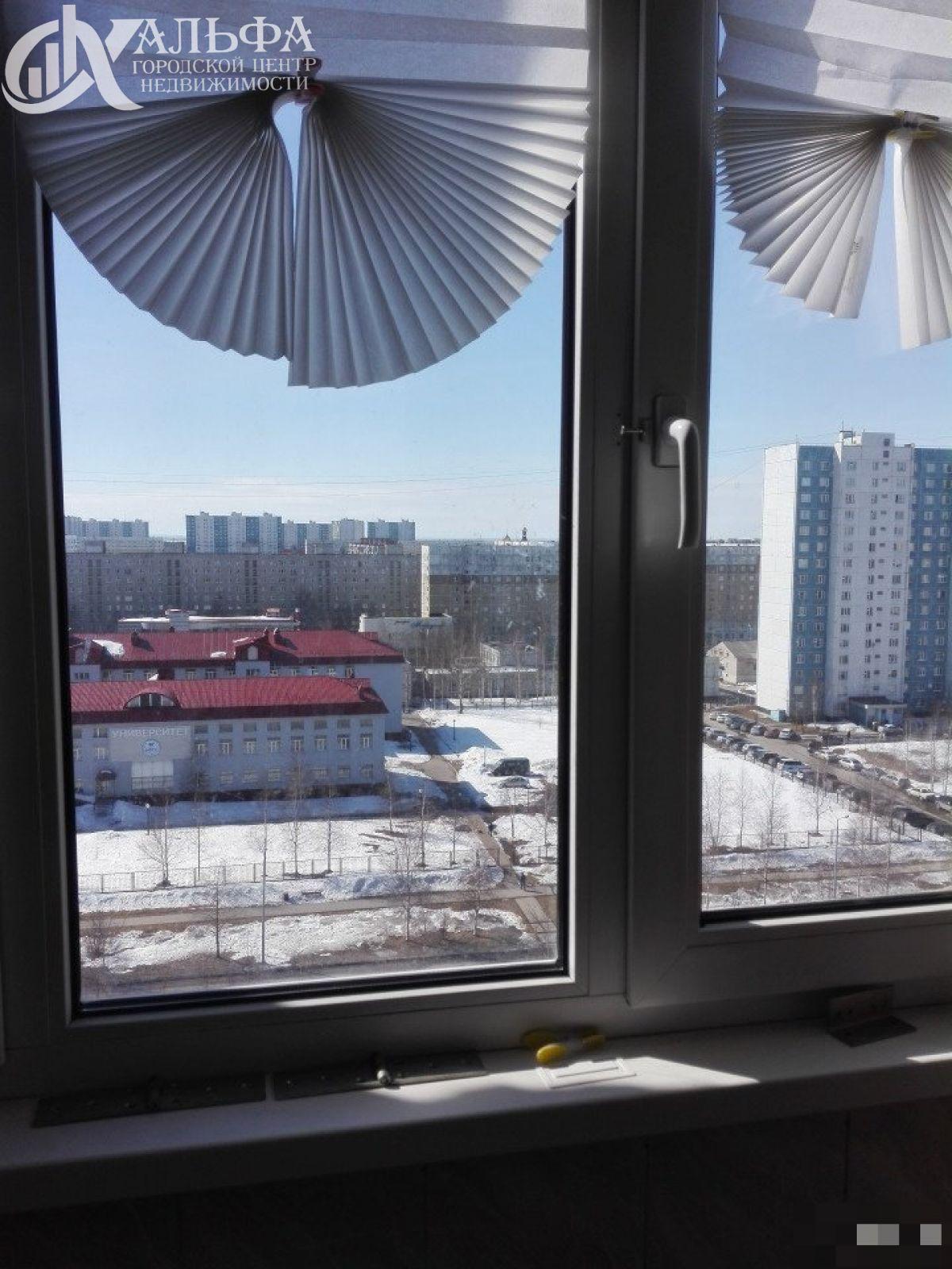 2-комн. , Ханты-Мансийский Автономный округ - Югра, Нижневартовск, Улица Ленина, 27