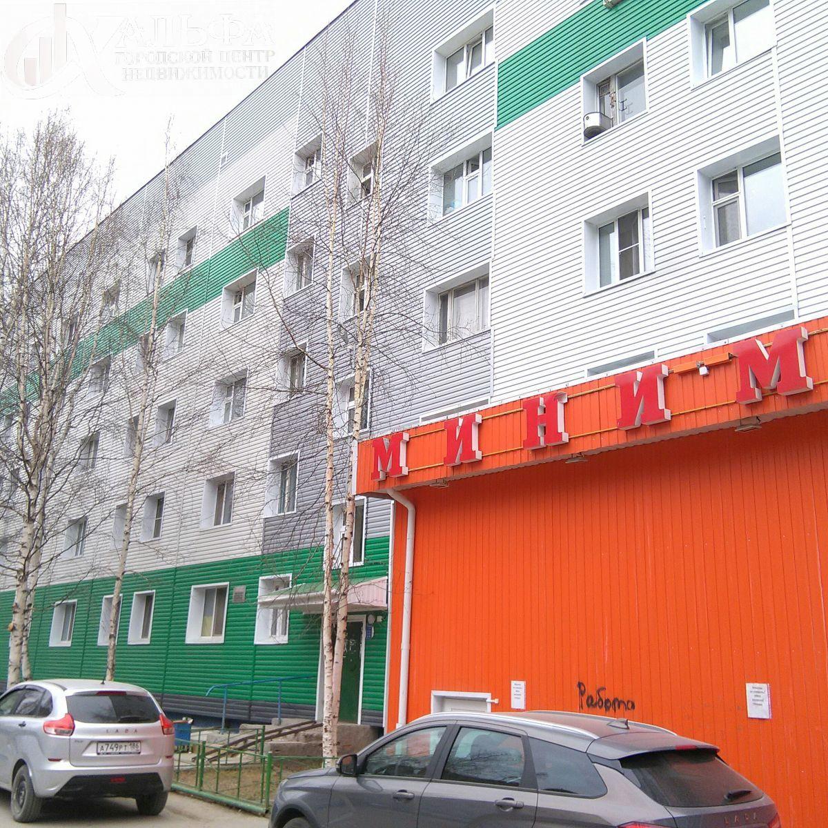 1-комн. , Ханты-Мансийский Автономный округ - Югра, Нижневартовск, Улица Ленина, 3а